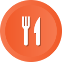 if_Food_fork_kitchen_knife_meanns_restaurant_1886929